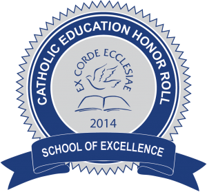 CMYK 2014 Honor Roll School of Excellence Ribbon PNG 300 dpi