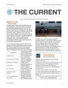The Current Volume II Issue II.pages