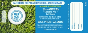 thumbnail of Cathedral Prep Golf Classic BLUE tickets 2019