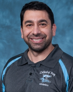 Mr. Larry Medina, B.A.